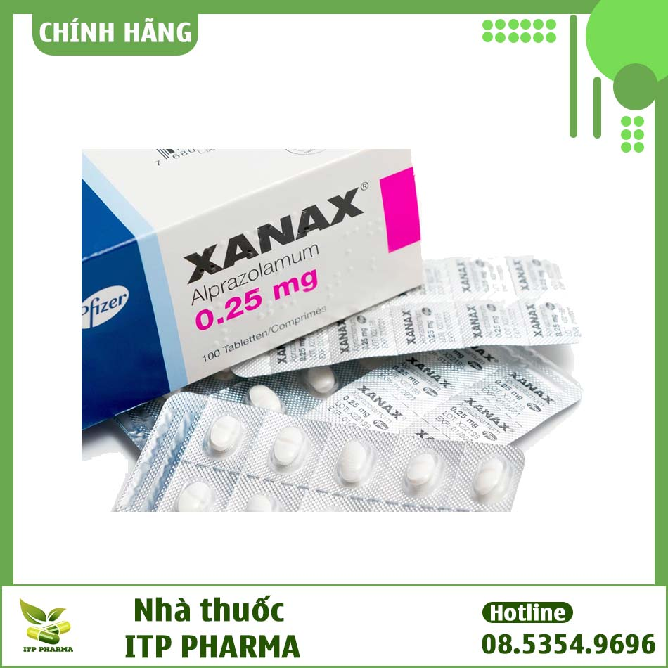 Thuốc Xanax có giá bao nhiêu?
