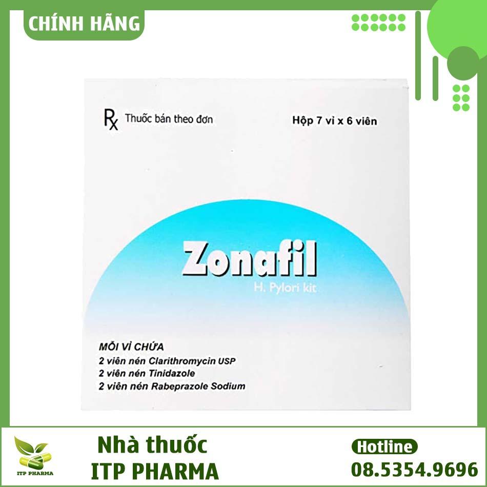 Thuốc Zonafil