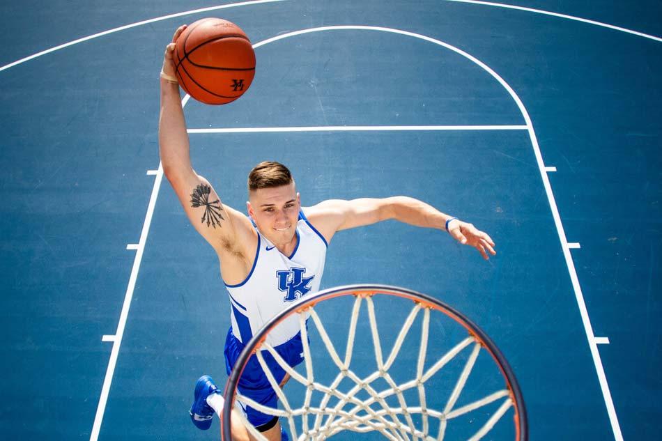 Chơi bóng rổ - môn thể thao giúp cải thiện chiều cao