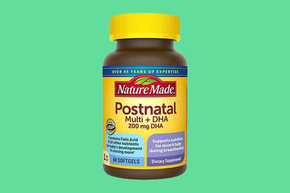 Viên uống Nature Postnatal Multi DHA