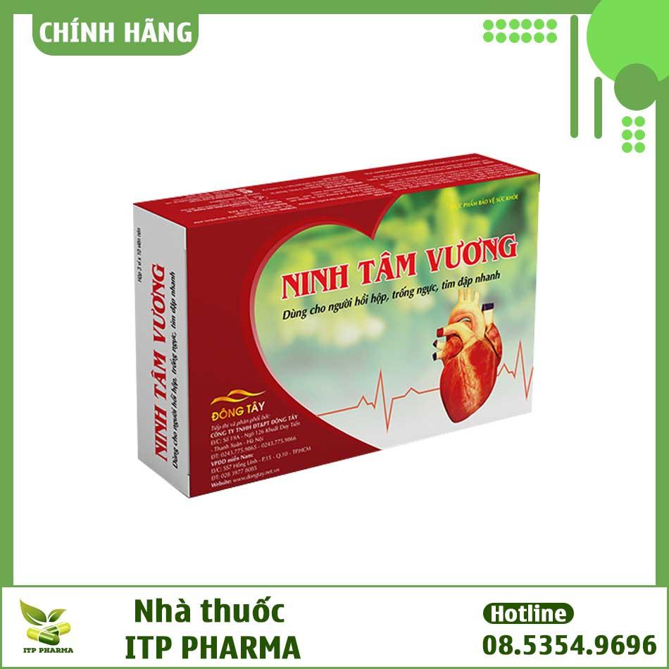 Hình ảnh hộp Ninh Tâm Vương