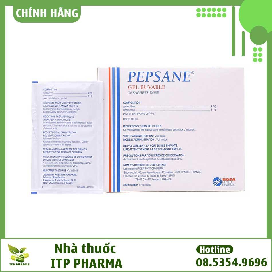 Hình ảnh hộp Pepsane