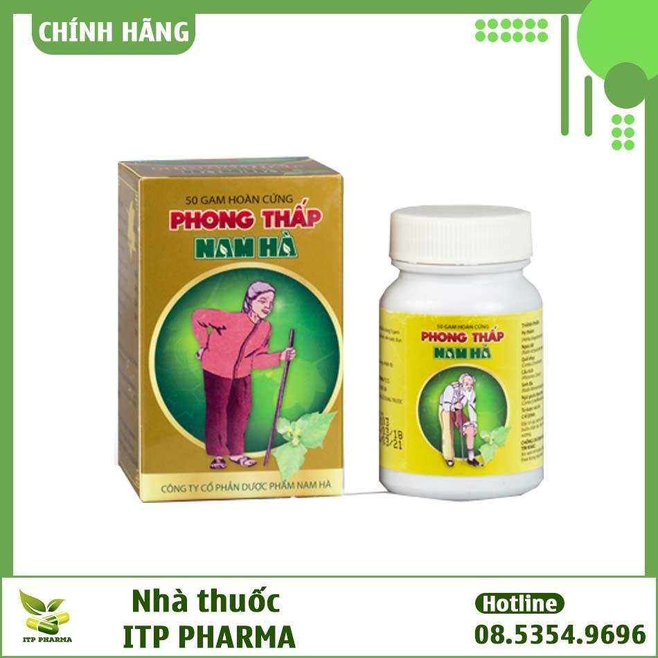 Phong Thấp Nam Hà có nguồn gốc thảo dược
