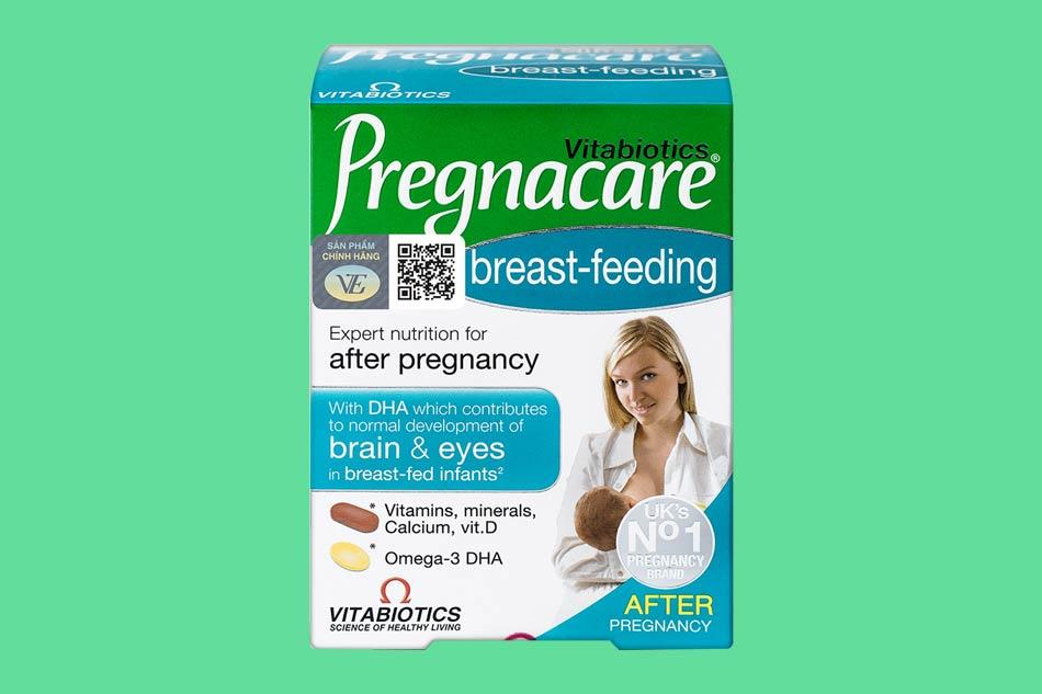 Pregnacare Breast- Feeding