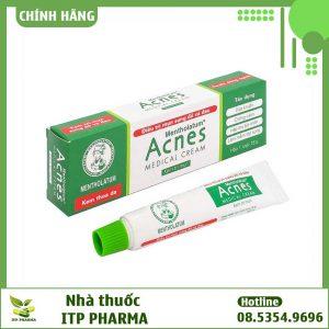 Acnes Medical Cream - Điều trị mụn sưng đỏ và đau