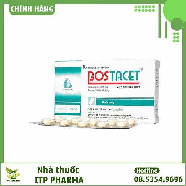 Hình ảnh thuốc Postacet