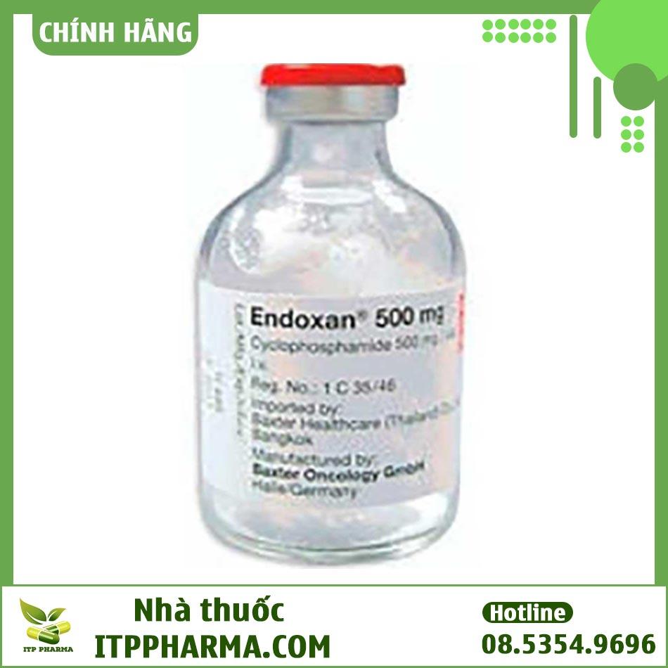 Thuốc bột pha tiêm Endoxan 500mg