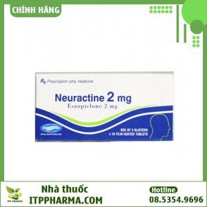 Hình ảnh hộp thuốc Neuractine
