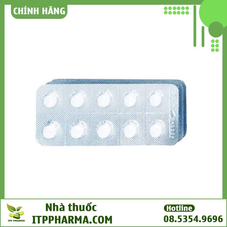 Dạng đóng gói của thuốc Neuractine 2mg
